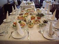 Свадьба, банкет, праздник, фуршет, юбилей, корпоративное мероприятие. Санкт-Петербург.