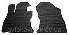 Гумові передні килимки в салон Subaru Forester V (SK) 2018- (STINGRAY)