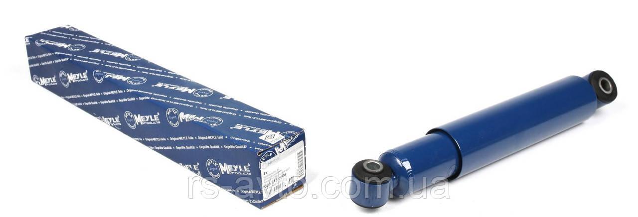 Амортизатор задний (усиленый, двухсторонний) MB Mercedes Sprinter, Мерседес Спринтер 208-316 (жесткость высокая) 026 715 0006
