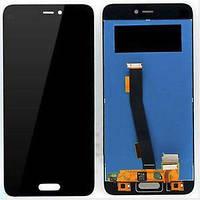 Дисплей (экран) для Xiaomi Mi5/Mi5 pro ксиоми + тачскрин, цвет черный
