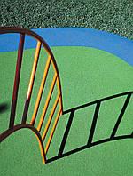 Бесшовное покрытие 10 ммзеленое, фото 1