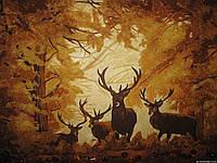 Картина из янтаря. Пейзаж 40