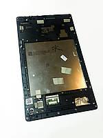 Дисплейний модуль для планшету ASUS Z380C Wi-Fi, Z380KL LTE ZenPad 8.0, білий, з рамкою