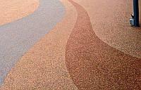 Бесшовное покрытие 10 ммкоричневое, фото 1
