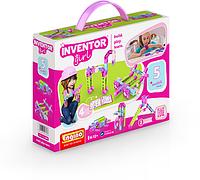 Конструктор Engino Inventor Princess 5 в 1, для розвитку дітей