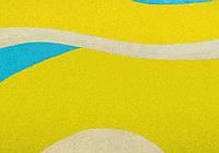 Бесшовное покрытие 10 ммярко-желтое, фото 1