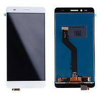 Дисплей (экран) для Meizu M5, M5 mini + тачскрин, цвет белый (M621)