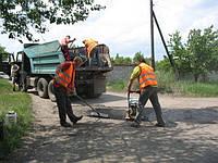 Строительство и ремонт городских дорог