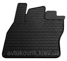 Резиновый водительский коврик в салон Skoda Karoq 2018- (STINGRAY)