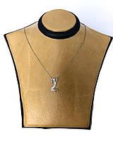 Кулон из серебра 925 My Jewels мама и ребенок покрыт родием, фото 1
