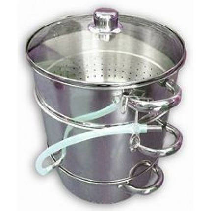 Соковарка Помощница из нержавеющей стали, 9 литров ,производство Беларусь , оригинал, фото 2