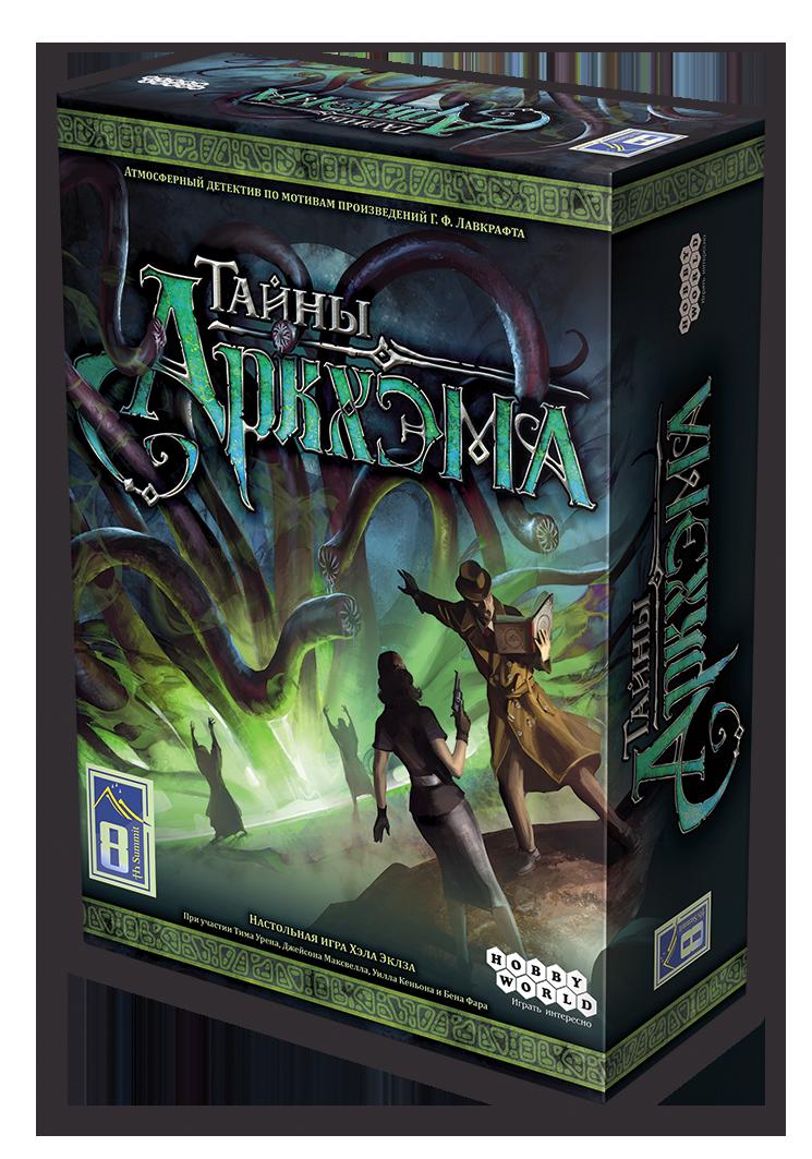 Настільна гра Таємниці Аркхем (Mythos Tales)