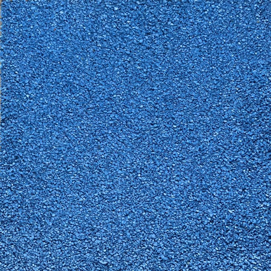 Бесшовное покрытие 20 мм синее