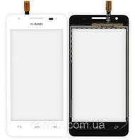 Тачскрин (сенсор) для Huawei G510 U8951 Ascend, G520, G525-U00, белый