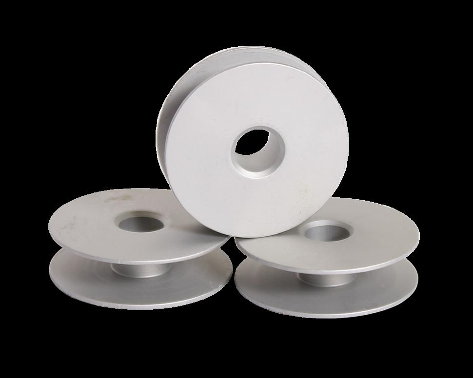 Snyter Type-A, алюминиевая шпулька для промышленных петельных швейных машин и зигзагов