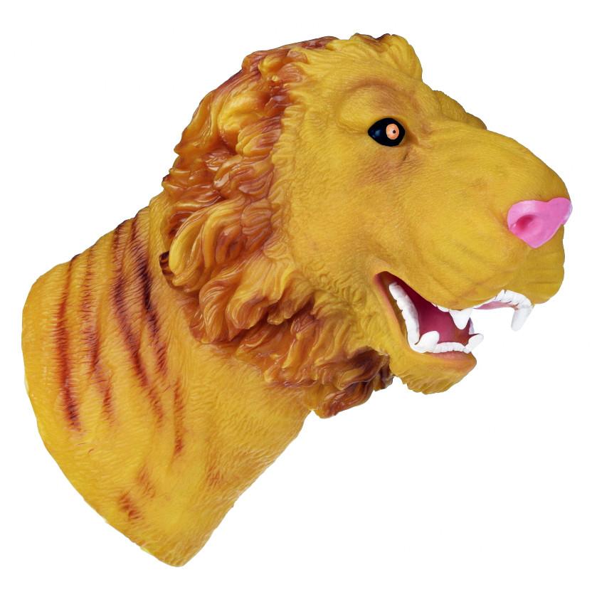 Игрушка - перчатка  Animal Gloves Toys Голова Льва «Same Toy» (AK68622Ut-2)