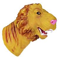 Игрушка - перчатка  Animal Gloves Toys Голова Льва «Same Toy» (AK68622Ut-2), фото 1