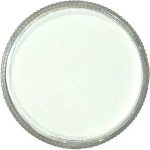 Аквагрим ГримМастер основний Білий Фон 32 g, фото 2
