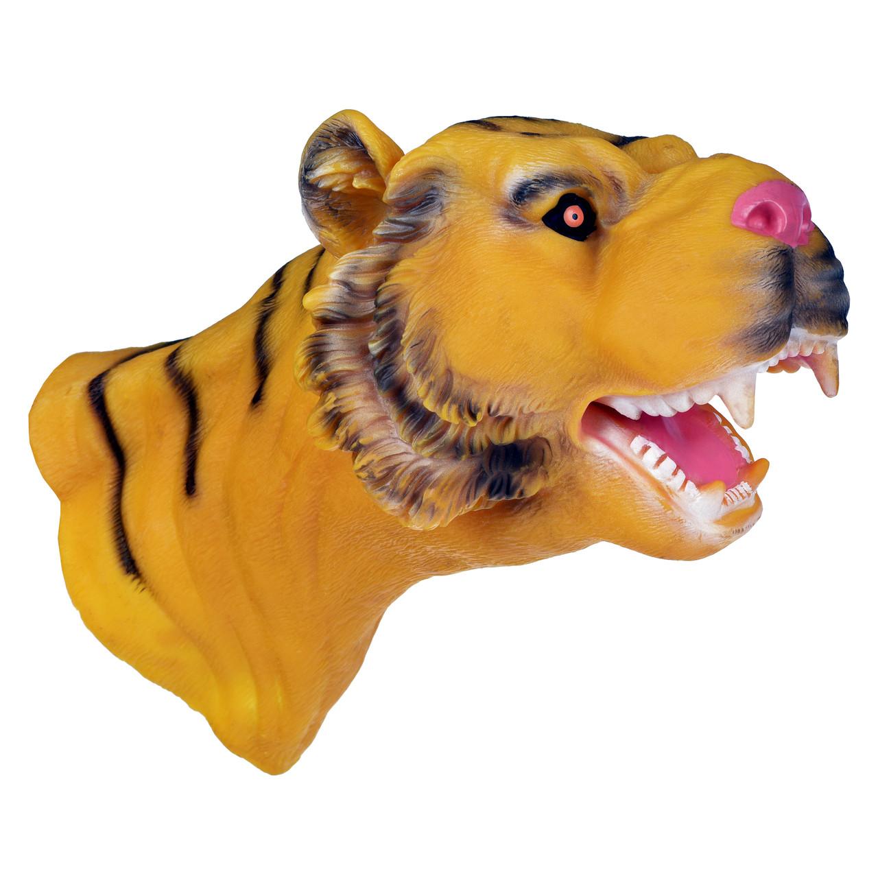 Игрушка - перчатка  Animal Gloves Toys Голова Тигра «Same Toy» (AK68622Ut-4)