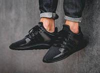 Мужские кроссовки Adidas EQT Support ADV Triple Black