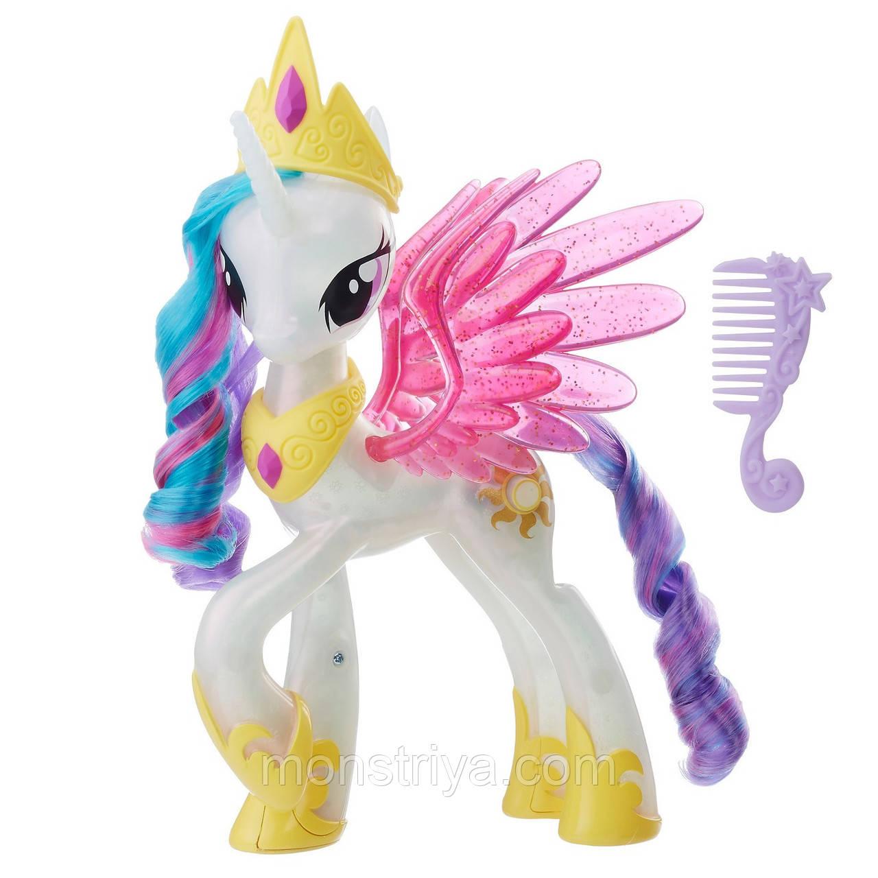 Принцесса Селестия Интерактивная игрушка Hasbro My Little Pony