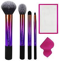 Лимитированный набор кистей для макияжа Real Techniques Drape + Color, фото 1
