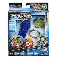 Hasbro.Beyblade Burst Evolution Rip Fire Roktavor R2 Battling.Бейблейд Роктавор з підсвічуванням і запуском.