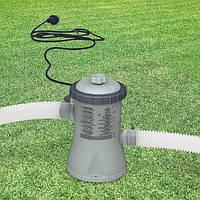 Фильтр насос для бассейнов intex