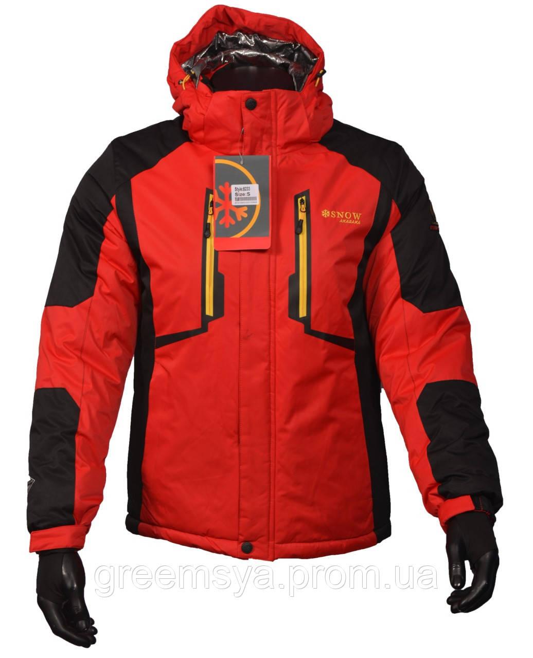 e917c153cb0 Мужская мембранная зимняя куртка.   продажа