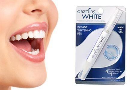 Карандаш для отбеливания зубов Crest Dazzling White