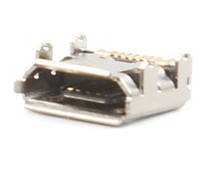 Разьем зарядки (коннектор) Samsung S5282, S6810, S7262, S7390, S7710, C3592, E1202, E1272,E2202,J110,G130,