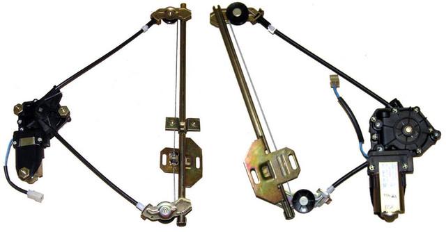 Моторчики и механизмы