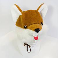 Маскарадная шапочка Kronos Toys Лиса (zol_236)