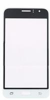 Стекло (для ремонта дисплея) Samsung J120H Galaxy J1 (2016), белое
