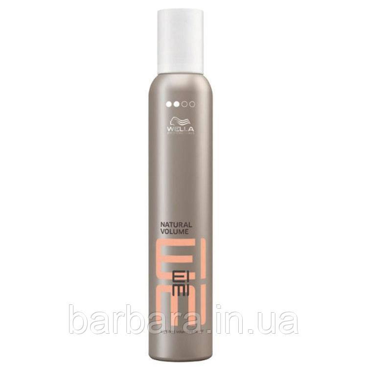 Пена для волос легкой фиксации WP EIMI Natural Volume