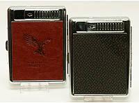 PR7-85 Портсигар + USB зажигалка