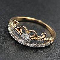 "Кольцо женское Xuping( Хьюпинг) ""Magdolini Lux"""