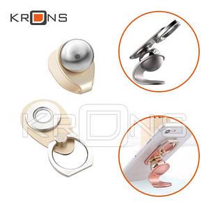Магнитный держатель телефона, планшета, GPS в автомобиль, металл