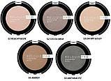 Тіні для повік Relouis PRO eyeshadow METAL, фото 2