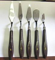 Набор шпателей кондитерских(код 00659)