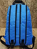 Рюкзак найк UNDER ARMOUR Новые модели с кожаным дном Спортивный городской стильный только ОПТ, фото 4