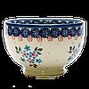 Пиала японская 10,5 керамическая маленькая Blue Chintz