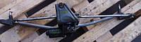 Моторчик стеклоочистителя передний / трапеция дворников Ford Transit  Valeo 404523