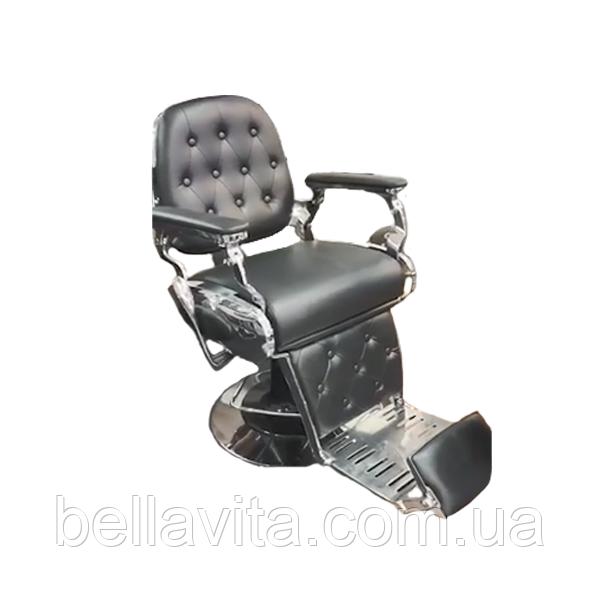 Крісло перукарське чоловіче Luxury