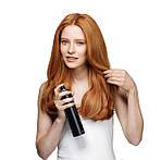 Лосьон,спрей для укладки волос