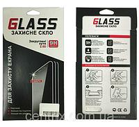 Защитное стекло для Meizu M5 Note (M621), 3D, с олеофобным покрытием, черное