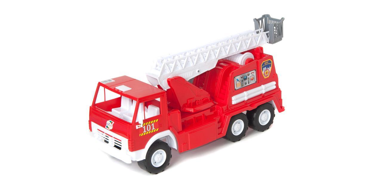 Игрушечная Пожарная машина (большая)