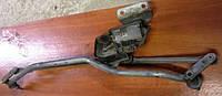 Моторчик стеклоочистителя передний / трапеция дворников 92- Ford Transit  95VB17504BD / 95VB17508BA
