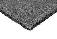 Резиновая плитка 500х500х40 серая, фото 1