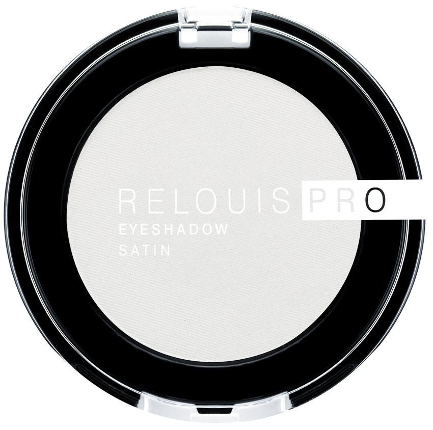 Тени для век Relouis PRO eyeshadow Satin